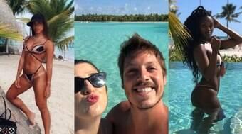 Queridinha dos famosos, Punta Cana encanta com suas praias
