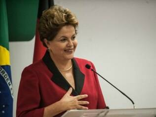 Presidente assinou acordo que prevê verba para obras no Rio de Janeiro, como o corredor exclusivo para ônibus por onde irá passar o BRT