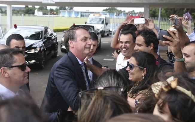 Apoiadores de Bolsonaro prometem manifestação pró-governo no próximo dia 26
