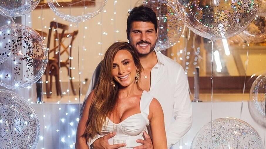 Nicole Bahls e Marcelo Bimbi se separam
