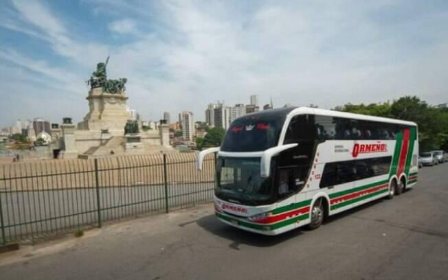 Torcedores do Flamengo irão para Lima de ônibus