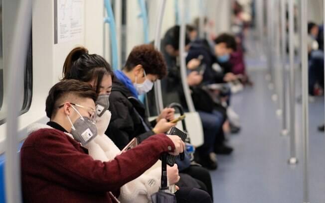 Na China, o número de pessoas infectadas por coronavírus chegou a 2700