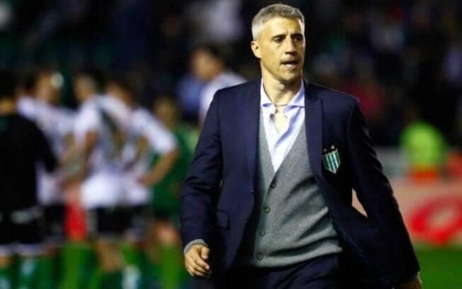Crespo é o favorito para ser o novo treinador do São Paulo