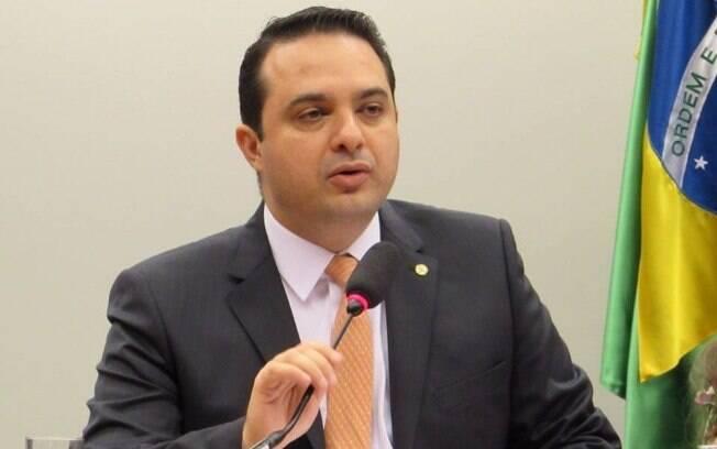 O deputado Evandro Gussi: