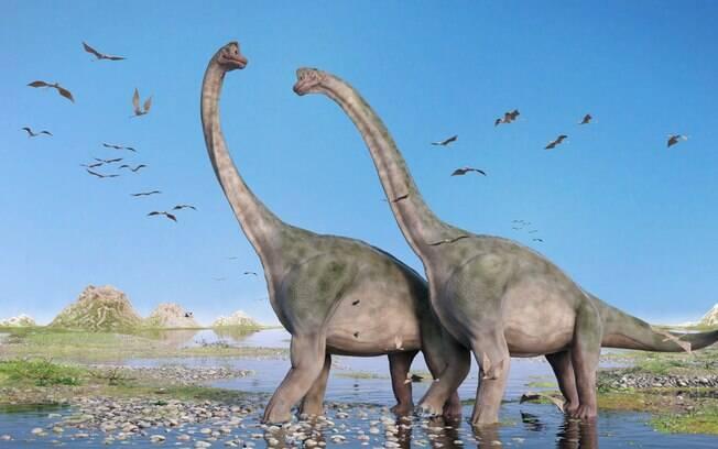 Para cientistas, asteroide foi o único responsável pela extinção dos dinossauros.