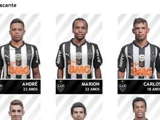 Atacantes do Atlético sem a companhia do Anelka