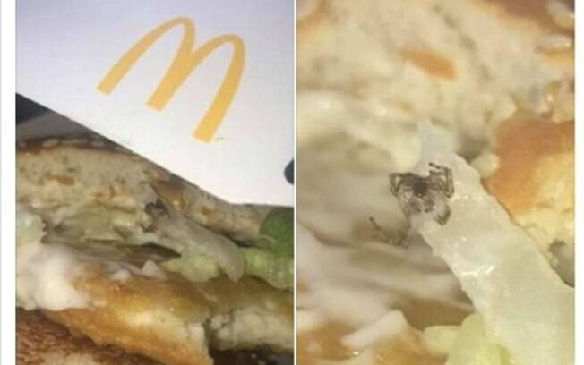 """McDonald's ressaltou que """"a qualidade e a segurança dos nossos alimentos são de extrema importância"""