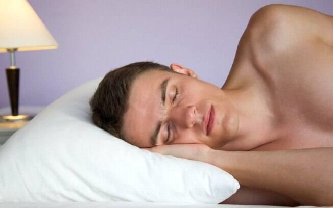 Durma pelado e aumente sua fertilidade