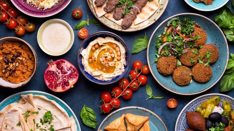 A comida local também deve estar em seu roteiro sobre o que fazer na Turquia
