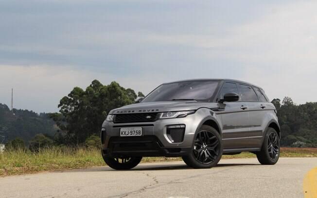 Range Rover Evoque: visual arrojado fez sucesso no lançamento, em 2010. Mas o SUV precisa voltar a ter mais apelo