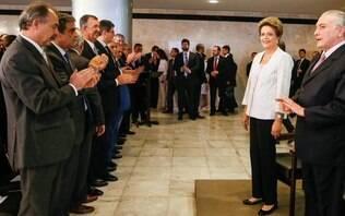 """Dilma pede diálogo com partidos e diz: """"Temos um País para governar até 2018"""" - Política - iG"""