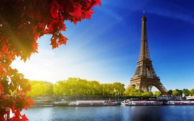 Paris é sinônimo de romantismo