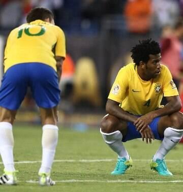 Seleção brasileira faz pior campanha<br> na Copa América nos últimos 29 anos