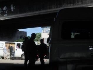 As forças de segurança estadual e federal ocuparam em cerca de 15 minutos o Complexo da Maré no dia 30 de março