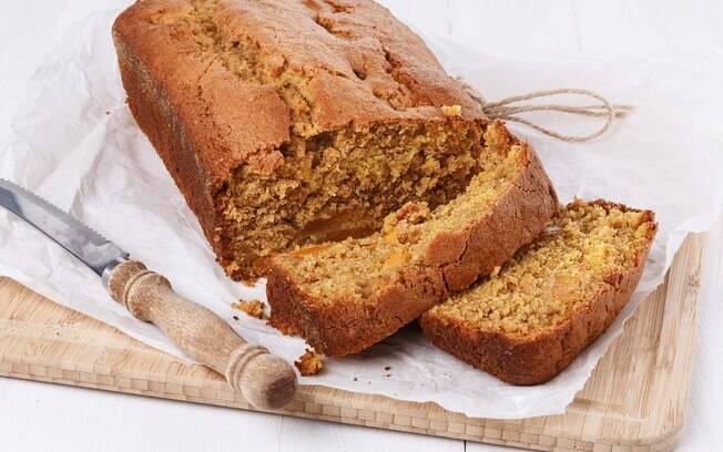 Pão de abóbora é uma receita leve e nutritiva