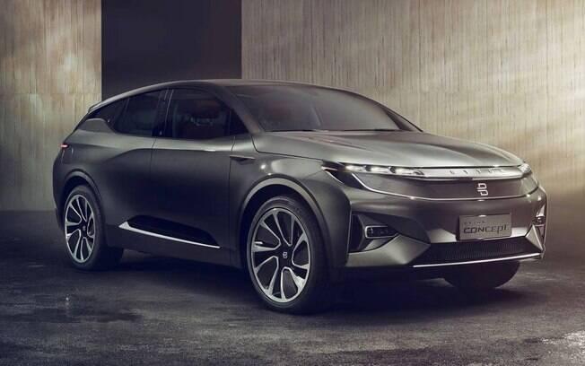 Atração do CES 2019, SUV chinês será vendido nos EUA pelo equivalente a R$ 170 mil
