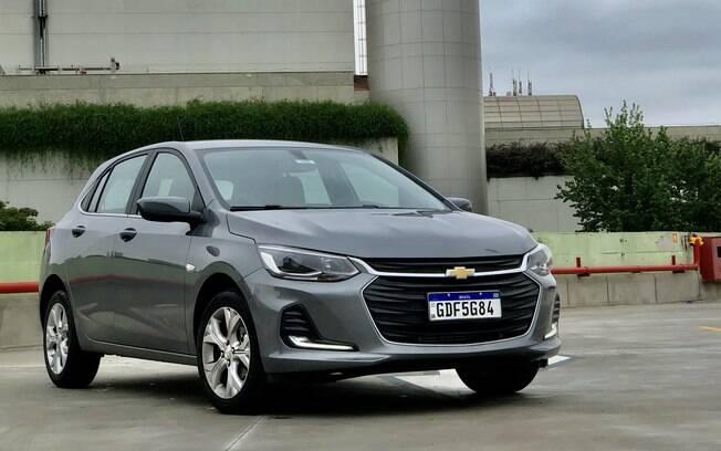 Chevrolet Onix continua sendo o carro mais vendido do Brasil e fechará 2020 ainda na liderança