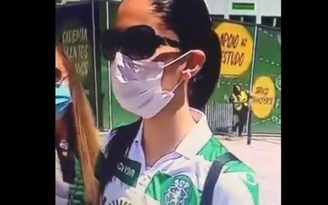 Mulher cita perda de virgindade ao celebrar título do Sporting e viraliza