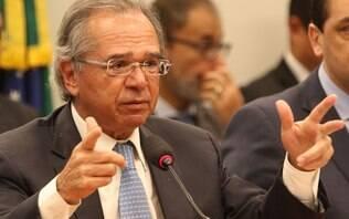Guedes explica corte de gastos e condiciona reajuste do mínimo às reformas