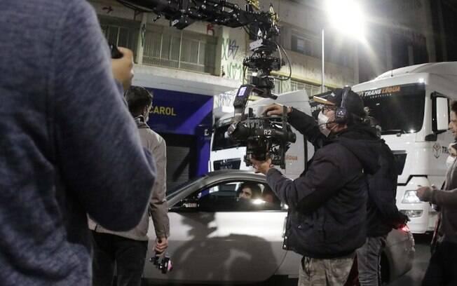 Campinas vira cenário de filme sobre motovelocidade