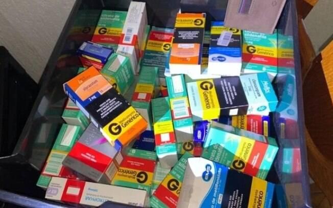 Homem é detido em Campinas por venda ilegal de medicamentos