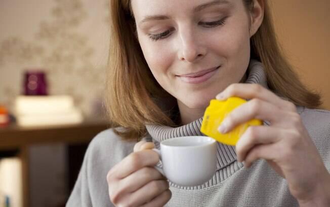 Adoçante pode acabar com sua dieta para perder peso