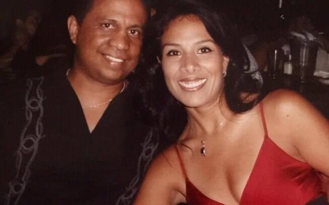 O casal que morava em Houston, nos Estados Unidos, estava se divorciando