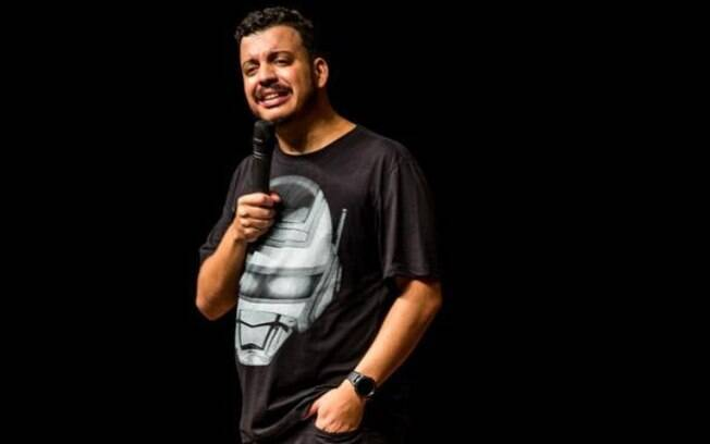 Campinas recebe o humorista Rodrigo Marques neste sbado