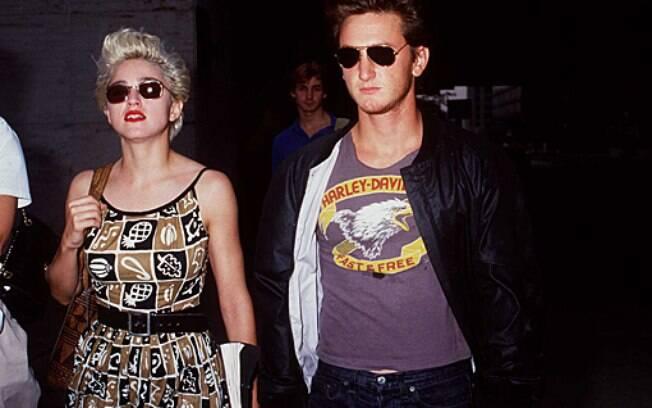 Madonna e Sean Penn namoraram de 1985 até 1999. O relacionamento foi conturbado e repleto de brigas, quase sempre causadas pelas bebedeiras e ataques de ciúmes de Penn