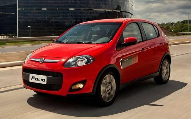 Fiat Palio perde configurações com motor 1.4 e 1.6, que já deixaram de ser produzidas. Versão 1.0 continua temporariamente nas lojas