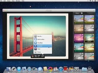 Aplicativo Analog, para Macs, insere filtros com poucos cliques