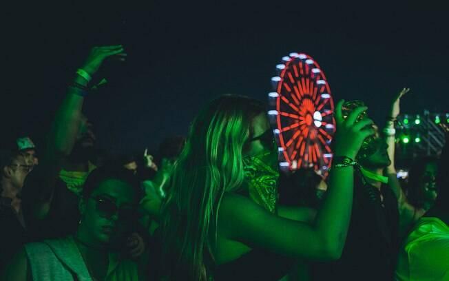 Público curte o Lollapalooza 2018