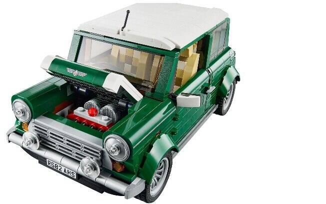 Cheio de personalidade e de fãs incondicionais, o Mini Cooper clássico é mais um integrante desse universo