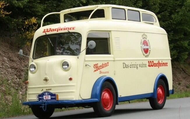 Tempo Matador foi produzido entre 1949 e 1952 com motor 1.1 de apenas 25 cv, sob op banco dianteiro