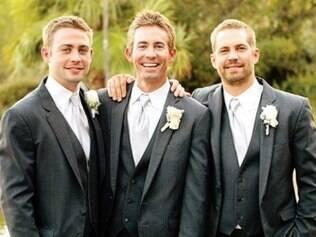 Cody, de 25 anos, e Caleb, 36, foram anunciados para substituir Paul Walker em