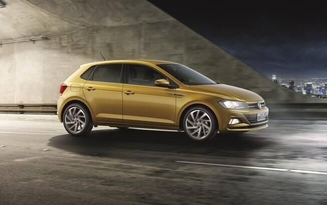 Volkswagen Polo Highline: hatch turbo completão com preço de Kia Rio, que chegou ao Brasil no ano passado e não deslanchou nas vendas