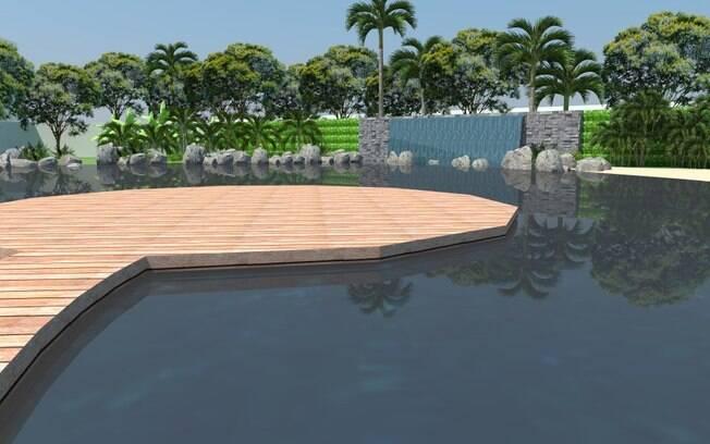 De acordo com o empresário idealizador do projeto, o parque terá piscinas, suítes de motel, área gastronômica e mais