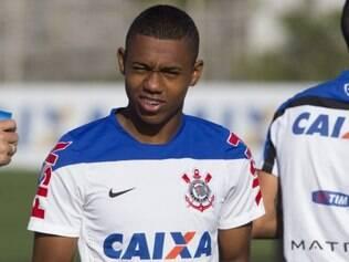 O jovem jogador de 17 anos marcou o primeiro gol do Corinthians na vitória por 2 a 1 sobre o Bahia