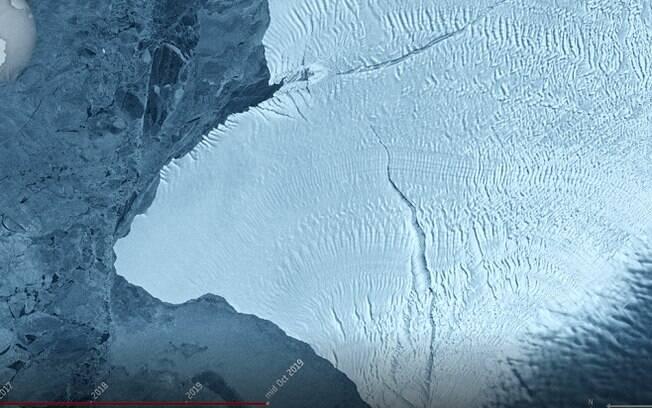Aquecimento da Antártida preocupa cientistas