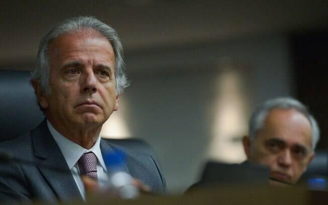 Presidente do Tribunal de Contas da União José Múcio Monteiro