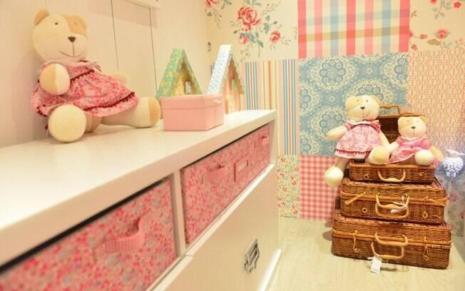 Resultado de imagem para caixa organizadora quarto de bebe