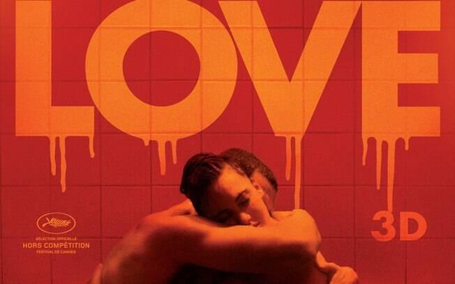 O filme estreou no Festival de Cannes e ficou marcado pelas fortes cenas de sexo em 3D
