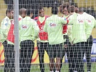 Brasil continua preparação para o confronto diante da Áustria no estádio Generali Arena
