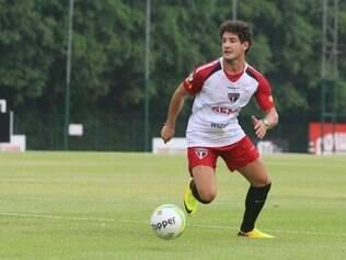 Alexandre Pato espera voltar a desempenhar um bom futebol não visto no Corinthians