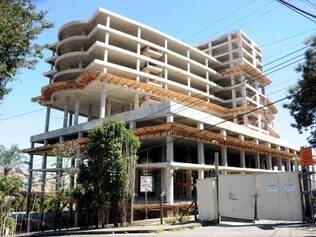 Obras do Hospital Metropolitano do Barreiro tiveram início em 2008