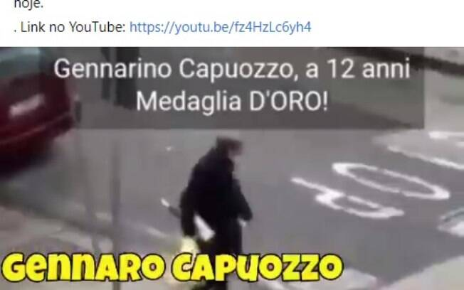 Presidente Jair Bolsonaro (sem partido) compartilhou um vídeo que contém frase atribuída a Mussolini, líder fascista