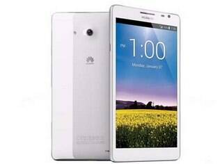 Huawei entra na briga com a Samsung com novo smartphone de tela grande, o Ascend Mate
