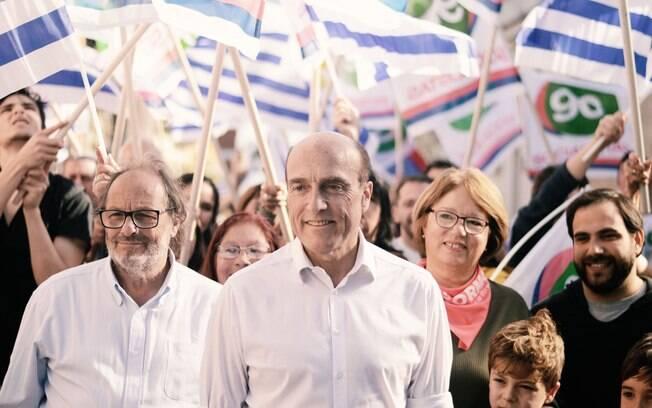Daniel Martínez eleogiou o governo de Lula no Brasil