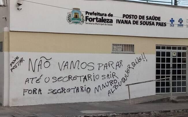 Criminosos deflagraram onda de ataques no Ceará após declaração do novo secretário de Administração Penitenciária