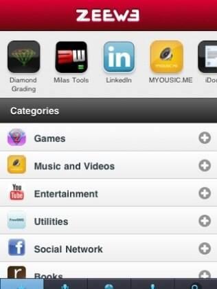 Zeewe, loja de aplicativos brasileira, aposta no HTML5 e conquista 1 milhão de usuários